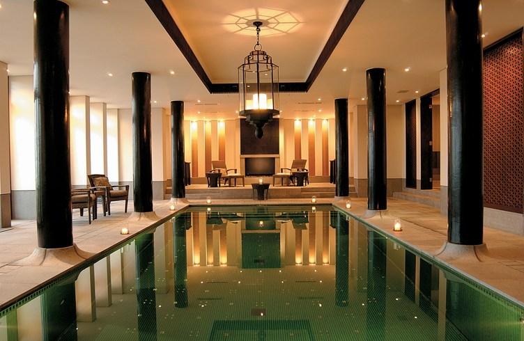 フーチュン・リゾート Fuchun Resort 富春山居度假村のプール