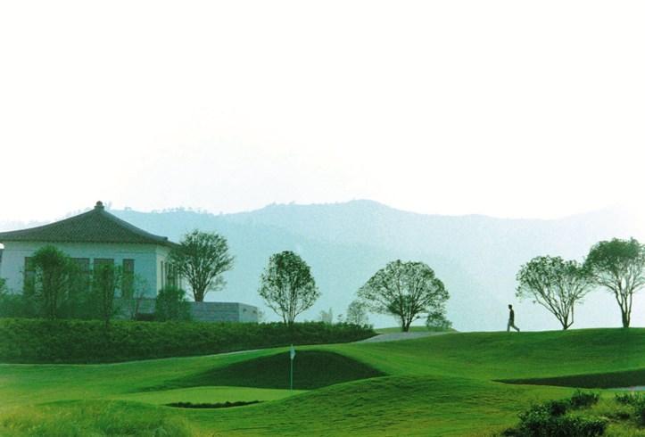 フーチュン・リゾート Fuchun Resort 富春山居度假村のゴルフコース