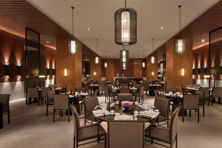 ザ・プーユー・ホテル・アンド・スパ The PuYu Hotel and Spaのレストラン