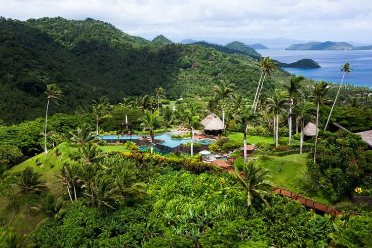 ラウカラ・アイランド・リゾート Laucala Island Resortのヴィラ
