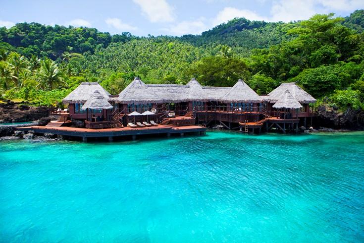 フィジー・ラウカラ島で極上の癒しに浸る「ラウカラ・アイランド・リゾート」