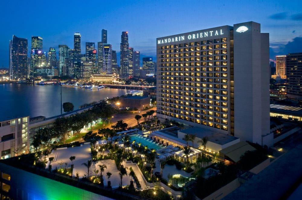 マンダリン・オリエンタル・シンガポール Mandarin Oriental Singaporeの概要