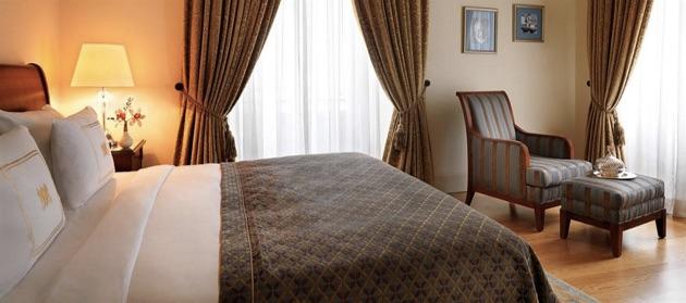 ペラ・パレス・ホテル・ジュメイラのヘミングウェイ・スイート
