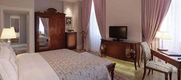 ペラ・パレス・ホテル・ジュメイラのガルボルーム