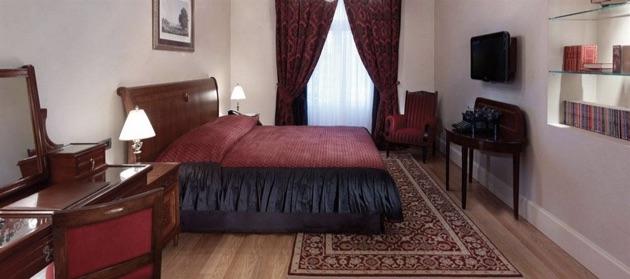 ペラ・パレス・ホテル・ジュメイラの411号室