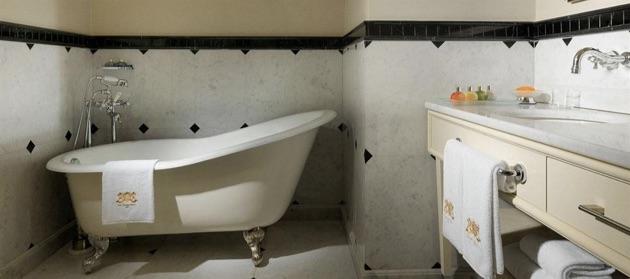ペラ・パレス・ホテル・ジュメイラのバスルーム