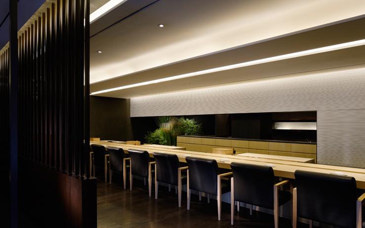 ウェスティン・チョースン・ホテル The Westin Chosun Seoulのレストラン