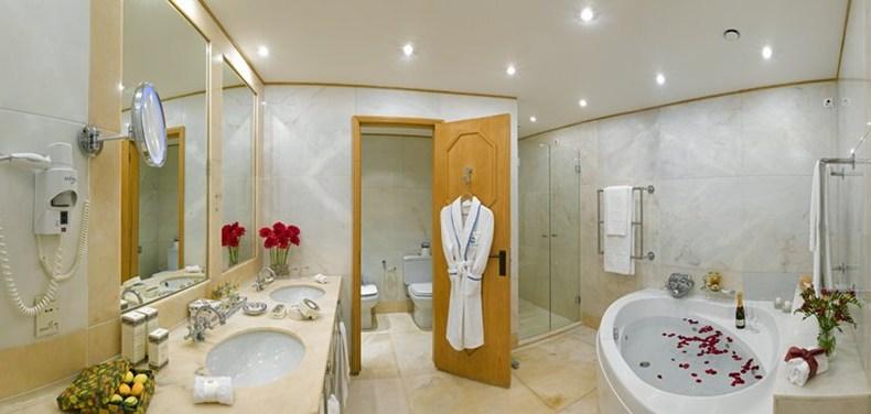 ホテル・キンタ・ド・ラゴ Hotel Quinta do Lagoの客室