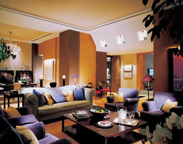 ソウル新羅ホテル The Shilla Seoulの客室