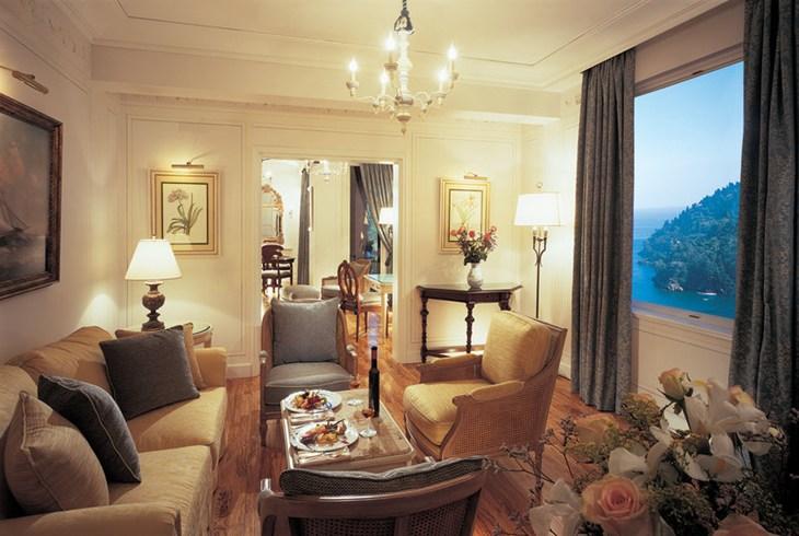 ベルモンド・ホテル・スプレンディード Belmond Hotel Splendidoの客室