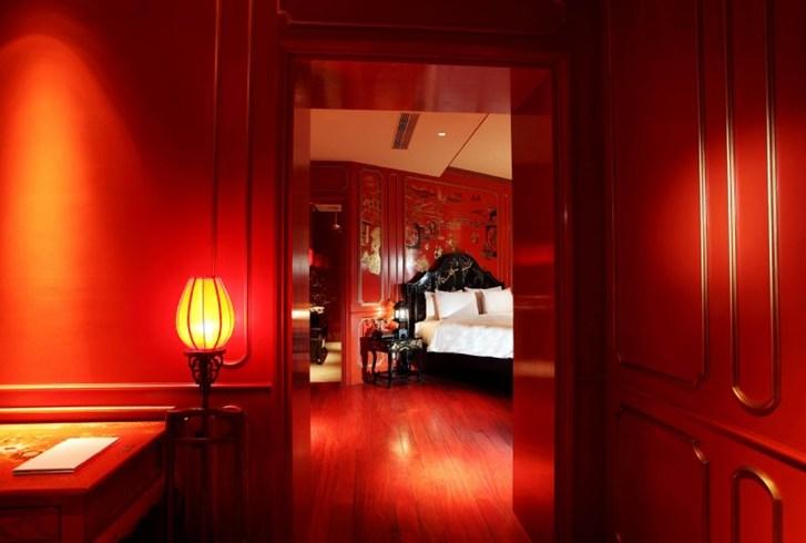 ヒューレット・ハウス Hullett Houseの客室