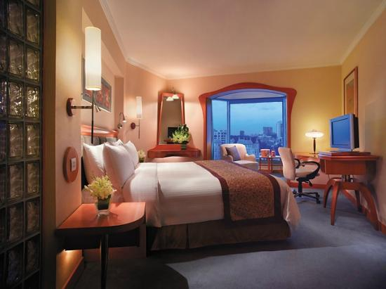 シャングリラ・ホテル・シンガポール Shangri-La Hotel Singaporeのタワーウィング客室
