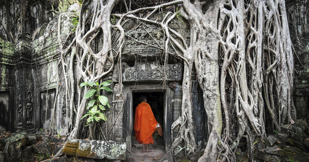 シェムリアップ/カンボジアの風景