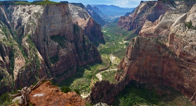 ザイオン国立公園 Zion National Parkの締め