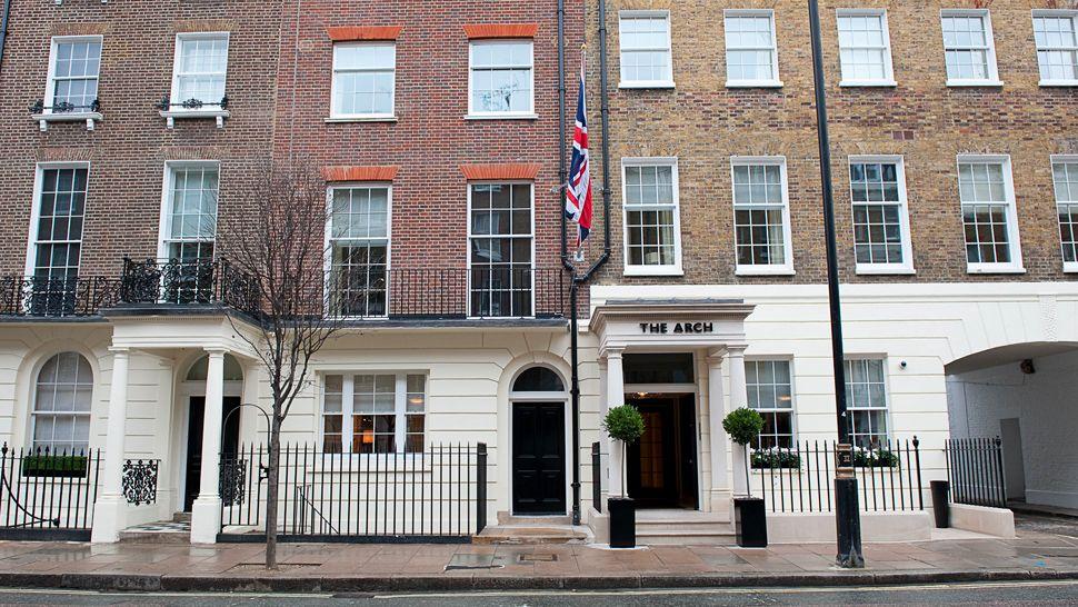 便利なロケーションに佇むアットホームな雰囲気のホテル「ザ・アーチ・ロンドン」
