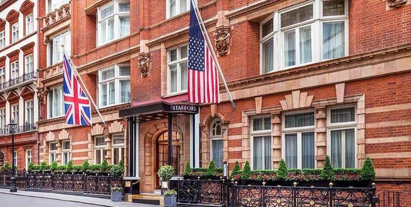 17世紀英国の建築物を現世に受け継いできた歴史ある「ザ・スタッフォード・ロンドン」