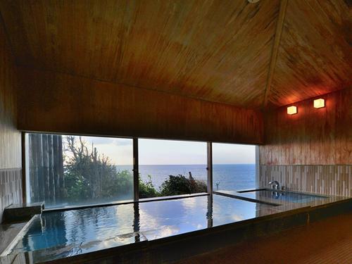 海椿葉山の温泉