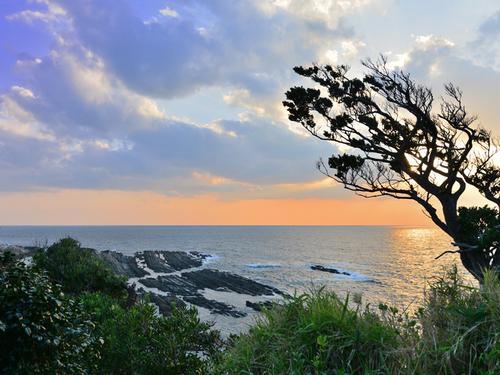 海椿葉山からの風景