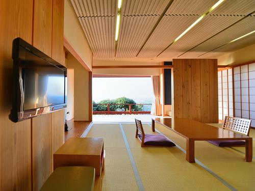 海椿葉山の客室