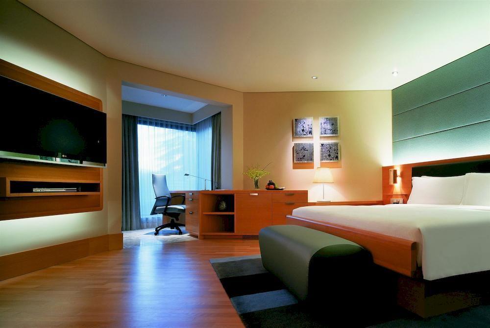 グランド・ハイアット・シンガポール Grand Hyatt Singaporeの客室:グランド・キング