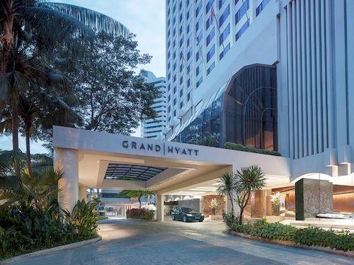グランド・ハイアット・シンガポール Grand Hyatt Singaporeの概要