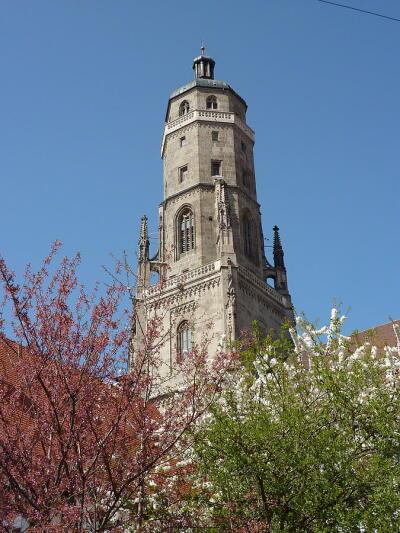 ネルトリンゲンのダニエルの塔