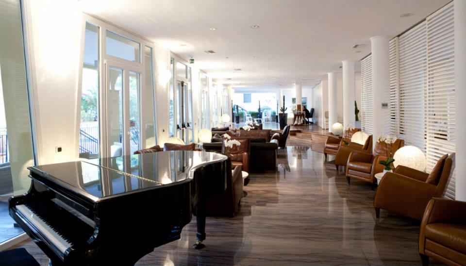 ホテル・アル・サラチェーノ・ヴァリゴッティ Hotel Al Saracenoのロビー