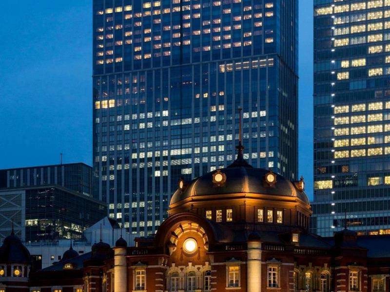 シャングリ・ラ・ホテル東京 Shangri-La Hotel Tokyoの外観