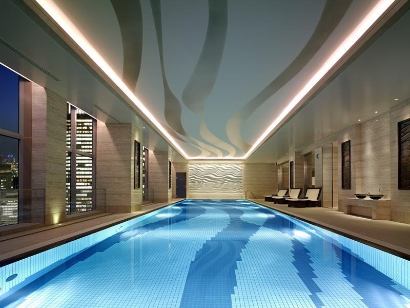 シャングリ・ラ・ホテル東京 Shangri-La Hotel Tokyoのプール