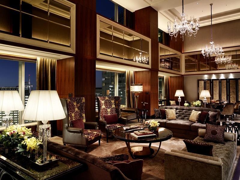 シャングリ・ラ・ホテル東京 Shangri-La Hotel Tokyoの客室