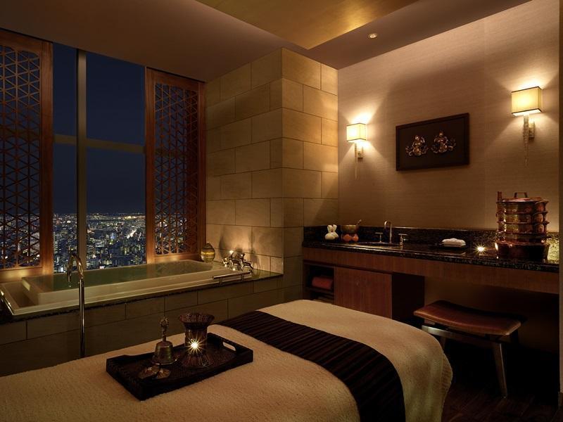 シャングリ・ラ・ホテル東京 Shangri-La Hotel Tokyoのスパ