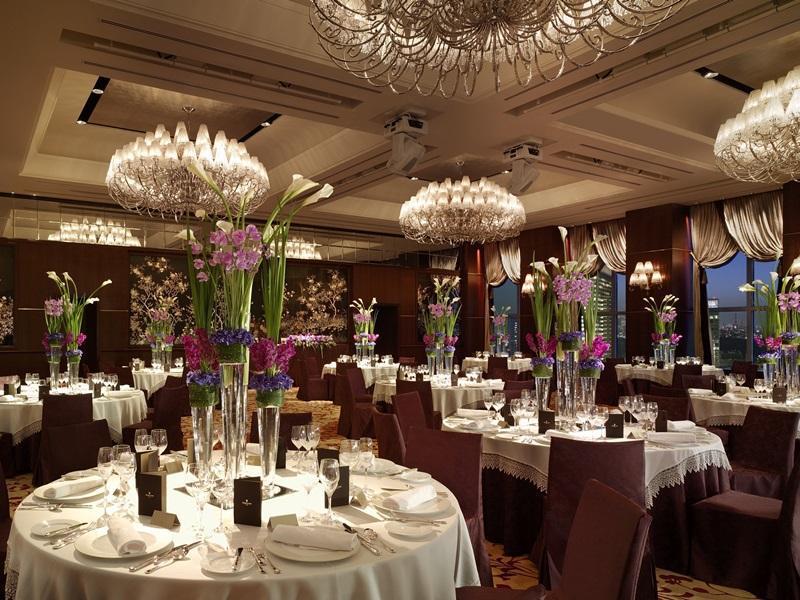 シャングリ・ラ・ホテル東京 Shangri-La Hotel Tokyoのレストラン