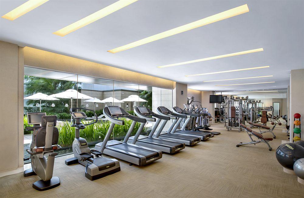 ザ・セント・レジス・シンガポール The St. Regis Singaporのフィットネスセンター