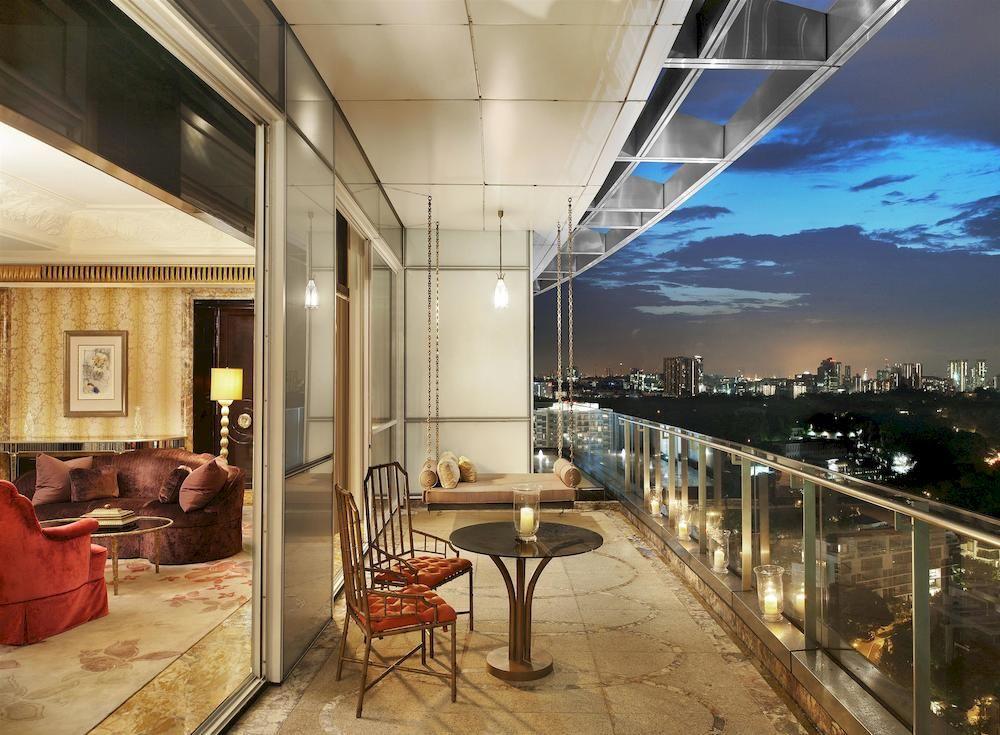 豪華な雰囲気が溢れる、シンガポール屈指の最高級ホテル「ザ・セント・レジス・シンガポール」