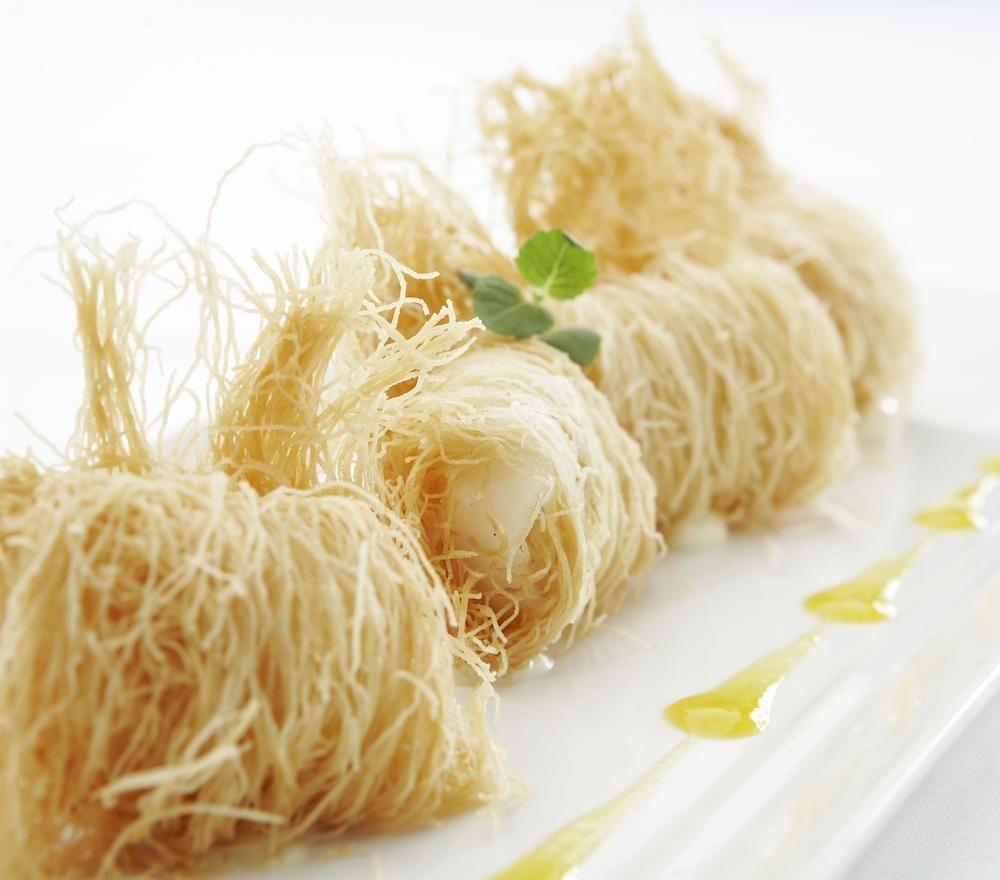 ザ・セント・レジス・シンガポール The St. Regis Singaporの宴庭(ヤンティン)の料理