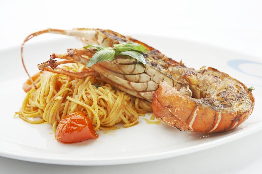 ザ・セント・レジス・シンガポール The St. Regis SingaporのLaBrezza(ラ・ブレッツァ)の料理