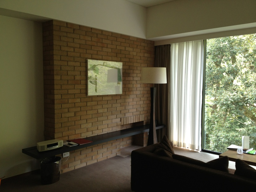 アルカナ・イズ arcana izuの客室
