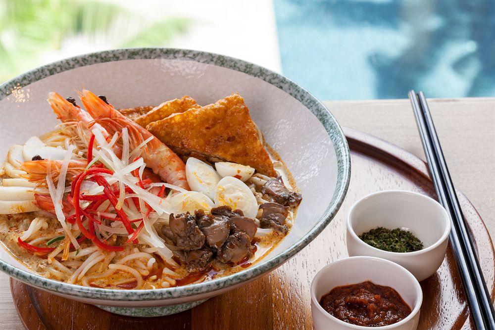 クラウン・プラザ・チャンギ・エアポート Crowne Plaza Changiのインペリアル・トレジャーの料理