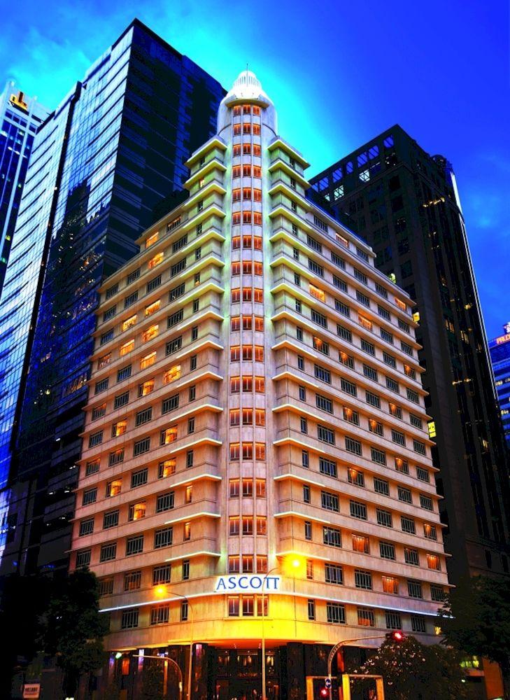 アスコット・ラッフルズ・プレイス・シンガポール Ascott Raffles Place Singaporeの概要