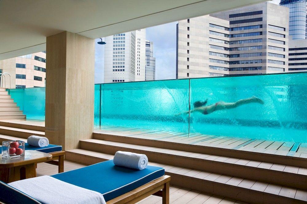 ホテルの利便性と住まいの快適さを兼ねたサービスアパートメント「アスコット・ラッフルズ・プレイス・シンガポール 」