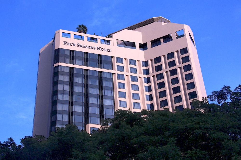 フォーシーズンズ・ホテル・シンガポール Four Seasons Hotel Singapore概要