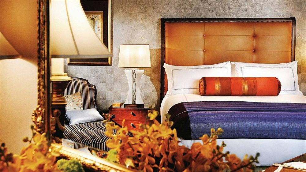 フォーシーズンズ・ホテル・シンガポール Four Seasons Hotel Singapore客室:1ベッドルームスイート