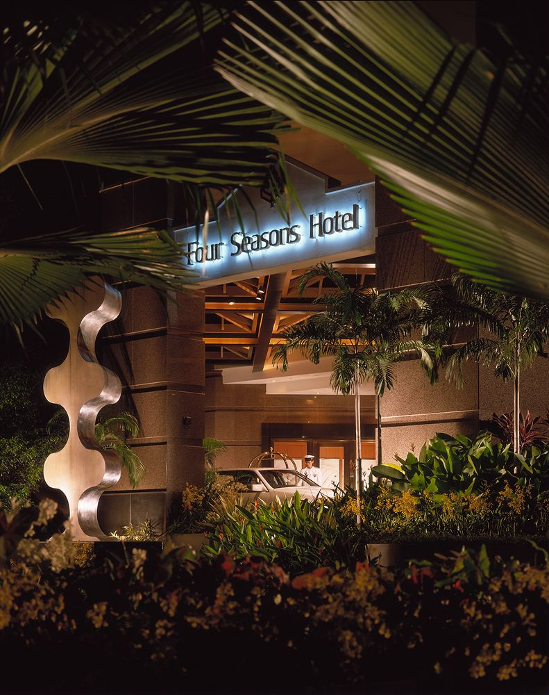 フォーシーズンズ・ホテル・シンガポール Four Seasons Hotel Singaporeの締めの紹介