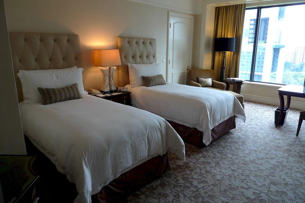 フォーシーズンズ・ホテル・シンガポール Four Seasons Hotel Singapore客室:スタンダード