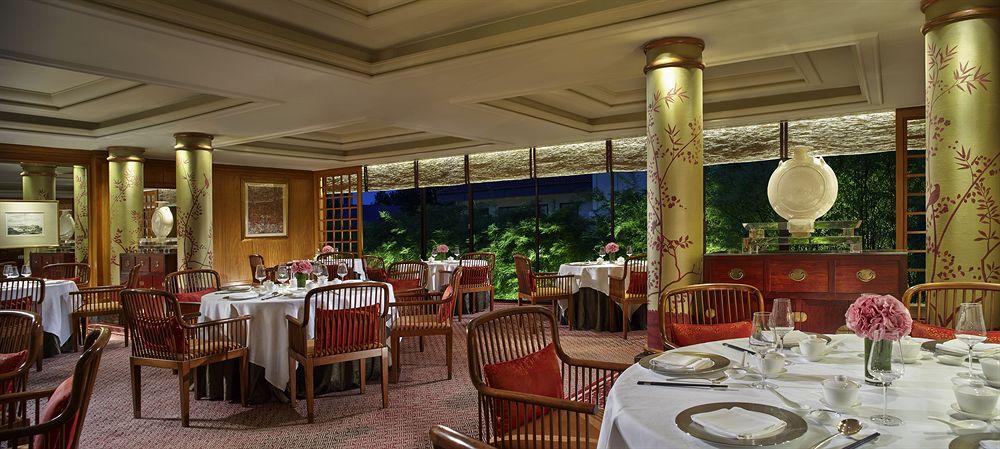 リージェント・シンガポール  Regent SingaporeのSummer Palace(サマー・パレス)