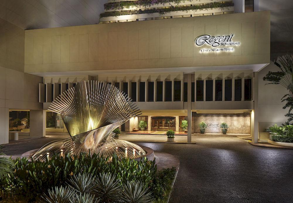 リージェント・シンガポール  Regent Singaporeの締めの紹介