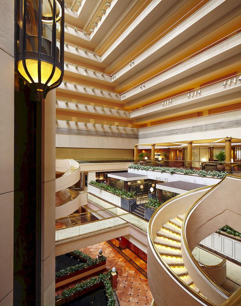 リージェント・シンガポール  Regent Singaporeのロビー
