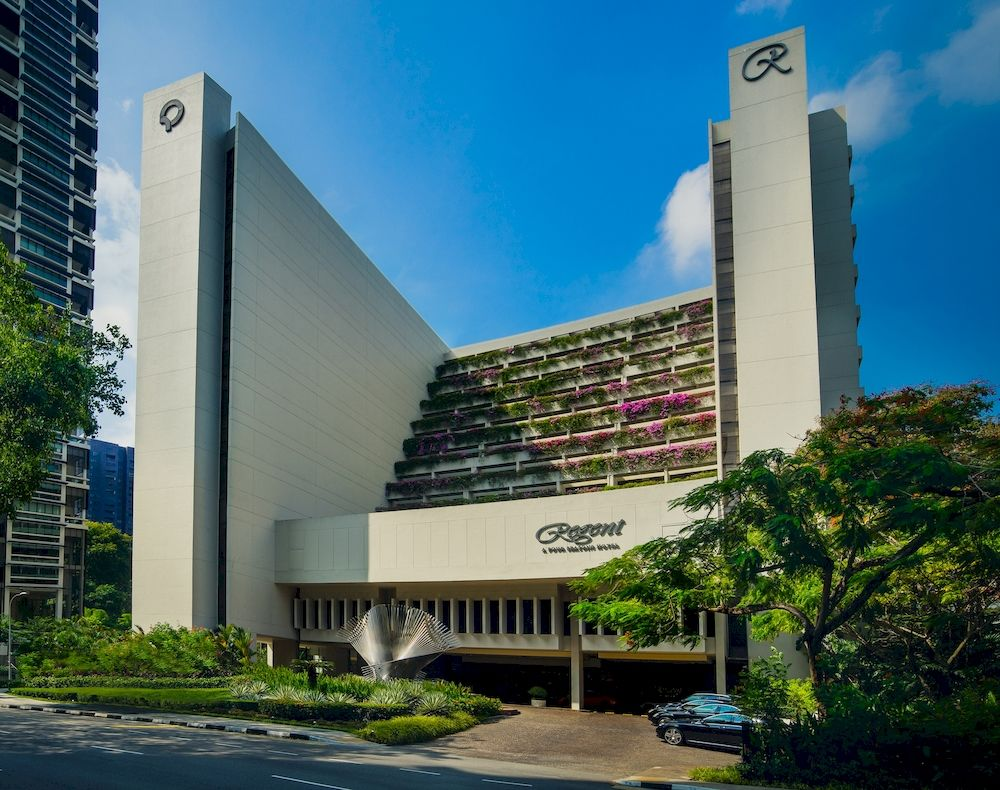 リージェント・シンガポール Regent Singaporeの概要