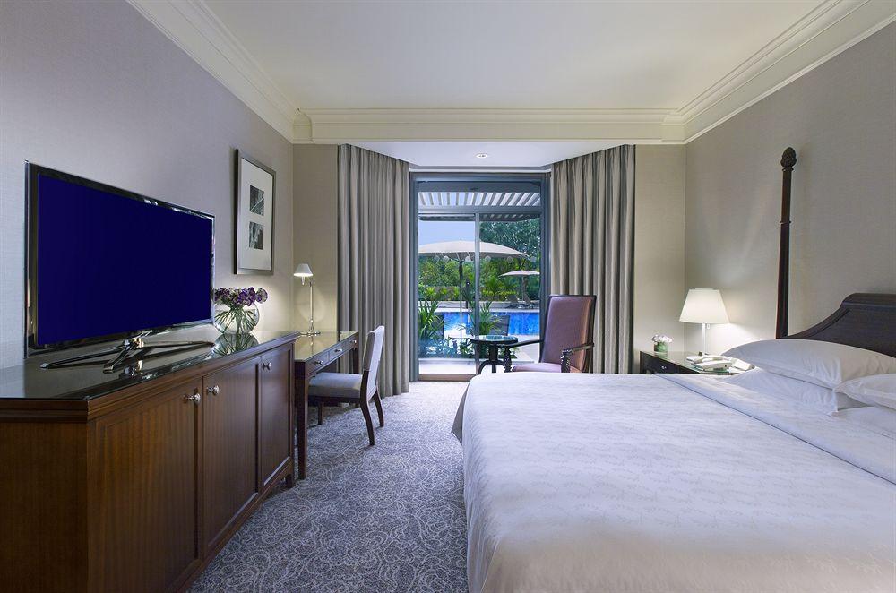 シェラトン・タワーズ・シンガポール Sheraton Towers Singaporeの客室:スタンダード