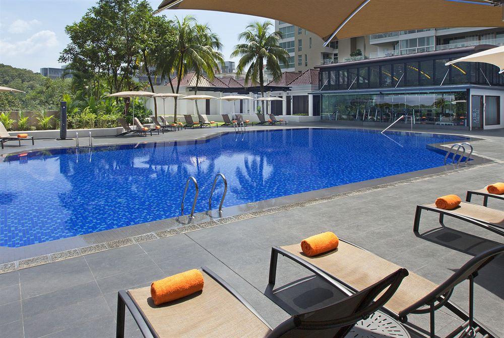 シティリゾートを意識した、国内最高級ホテル「シェラトン・タワーズ・シンガポール」